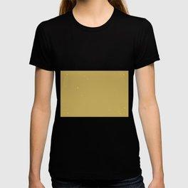 A Gold Card Background T-shirt