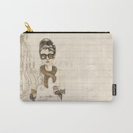My breakfast at Tiffany's Carry-All Pouch