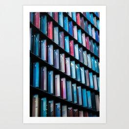 Modern Urban Design #2 Art Print