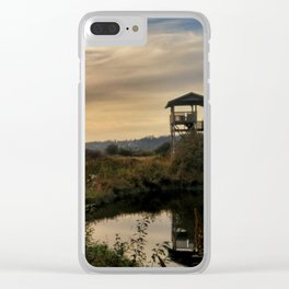 Watchtower Clear iPhone Case