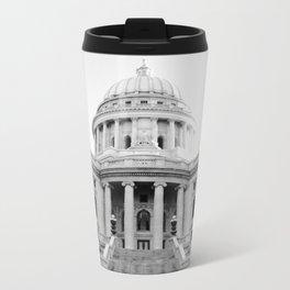 Capital Metal Travel Mug