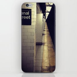Canal St iPhone Skin