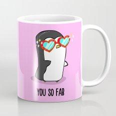 Fabulous Penguin Mug
