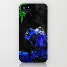 Panthera Onca iPhone Case