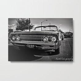 1964 Mercury Monterey Lowrider Metal Print