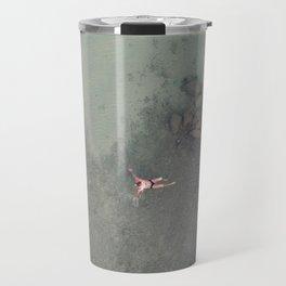 Aerial Swim Travel Mug