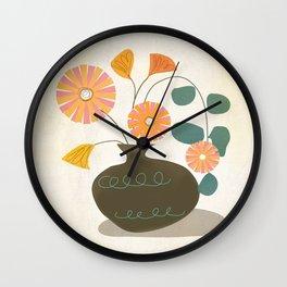 BuBunch Wall Clock