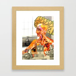 Another Day Begins Framed Art Print