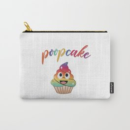 Poopcake- Colorful unicorn poop muffin cake Carry-All Pouch