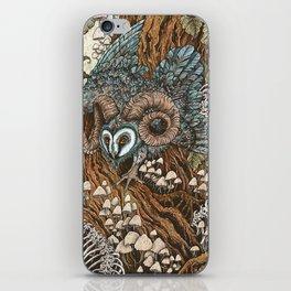 Bone Picker iPhone Skin
