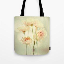 Flower series! Pretty in Pink Tote Bag