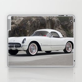 1955 Corvette Laptop & iPad Skin