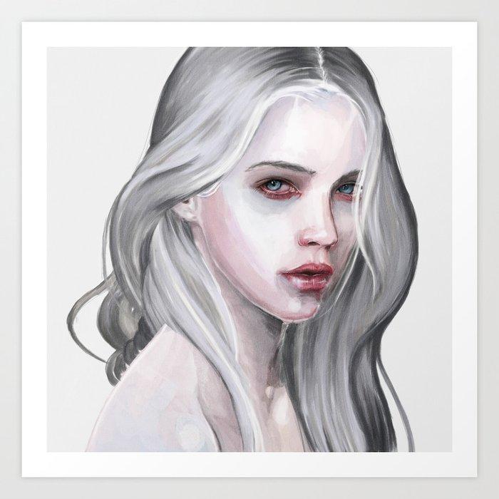 Wahmer Art Print