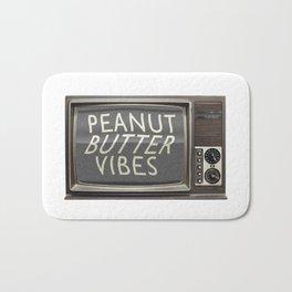 Peanut Butter Vibes Bath Mat