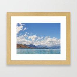 Lake Tekapo 2 Framed Art Print