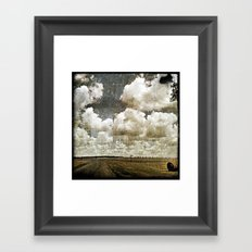 Pastoral Scene No. 1 Framed Art Print