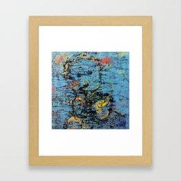 Childhood Wondering Framed Art Print