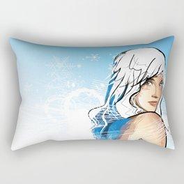 Ice_Queen Rectangular Pillow