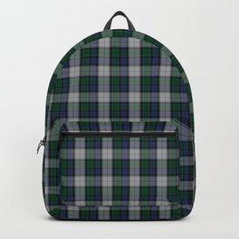 Graham Dress Tartan Backpack