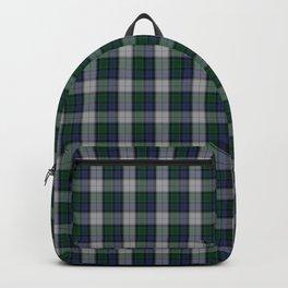Graham Dress Tartan Backpack