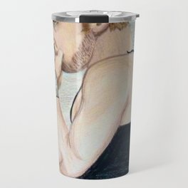 Dean Ambrose Travel Mug