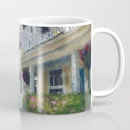 Cottage Inn on Mackinac Island Coffee Mug