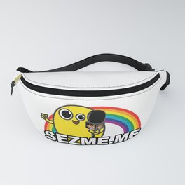 Mellow Rainbow Fanny Pack