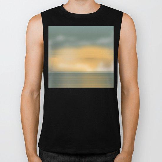 Sea Sky Biker Tank