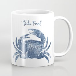 Crab Tide Pool habitat Coffee Mug