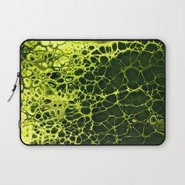 Cells - Slime Green Laptop Sleeve