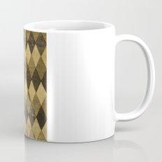 Wooden Diamonds Mug