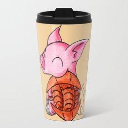Trilopiggy Travel Mug