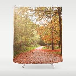 Autumn scenery 16 Shower Curtain