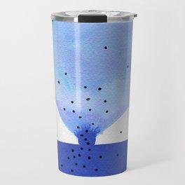 Ultramarine series #4 Travel Mug