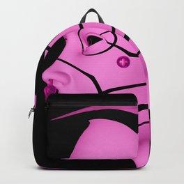 Pink Cyborg Backpack