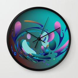 Power and positive energy, 10 Wall Clock