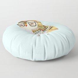 Little Owl Floor Pillow