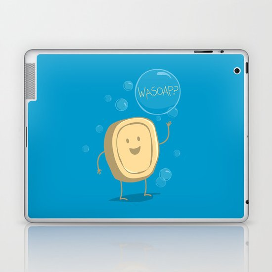 Wasoap? Laptop & iPad Skin