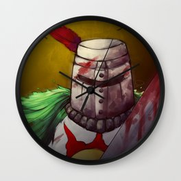 Solaire! Wall Clock