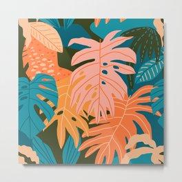 Plant Aloha Metal Print