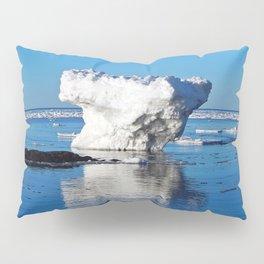 Iceberg in the Shallows Pillow Sham