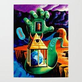 The Practical Deception by Vincent Monaco Poster