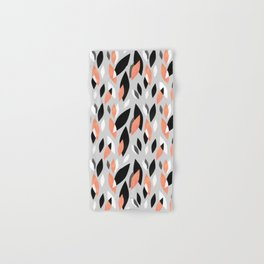 Falling Leaves Pattern Hand & Bath Towel