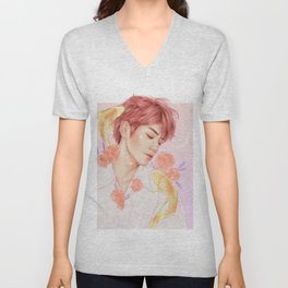 sweet dreams [taeyong nct] Unisex V-Neck