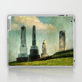 Headstones Laptop & iPad Skin