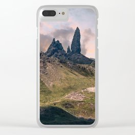 The Storr Clear iPhone Case