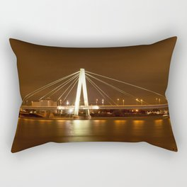 Cologne at Night Rectangular Pillow