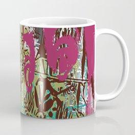 Girls of the concrete jungle Coffee Mug