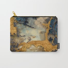 resin detail III Carry-All Pouch