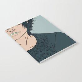 Grumpy Prince Noctis Notebook
